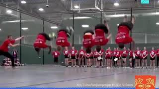 Who knew jump-roping could be such an extreme sport?! I wish I could do this!