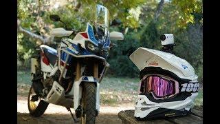 Honda Africa Twin Adventure Sports Test ride