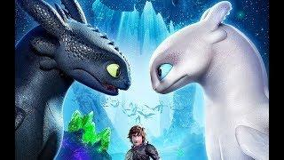 [ AMV ] How to Train your Dragon: the Hidden World | Soundtrack HQ (fan made) - the First Flight