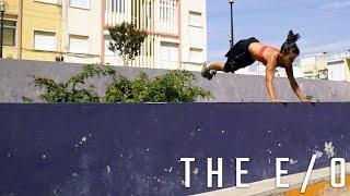 Parkour Athlete | Lorena Abreu | The E/O