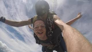 Tandem Skydive| Caroline from Nashville TN kbj