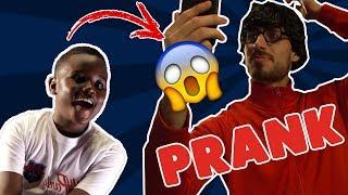 PRANK : KEVIN TRAPP MAKES A SURPRISE TO PSG KIDS!
