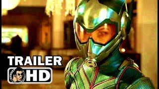 """ANT-MAN 2: ANT-MAN AND THE WASP """"Unleashed"""" TV Spot Trailer NEW (2018) Marvel Superhero Movie HD"""