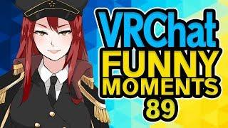 VRCHAT Daily Funny Moments Ep 89! - Epic Highlights