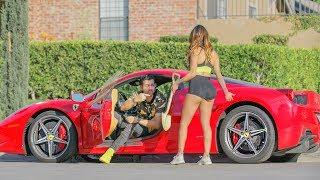 GOLD DIGGER PRANK PART 5! | HoomanTV