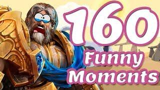 Heroes of the Storm: WP and Funny Moments #160