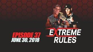 WWE 2K18 - RAW PRESENTS: WWE EXTREME RULES 2018