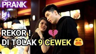 REKOR, DI TOLAK 9 CEWEK ???? !! [ Prank Indonesia ] Ryo Alexander