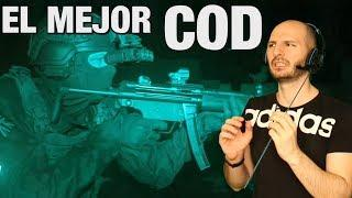 ¡MI REACCIÓN AL TRAILER DE CALL OF DUTY MODERN WARFARE! - Sasel - Cod - ps4