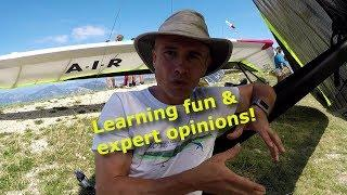 Adventure Flying Hanggliding Pilot Interviews Laragne France