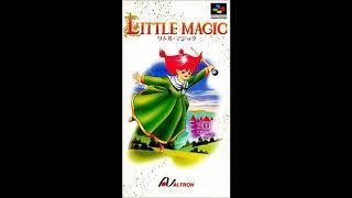 (SFC/SNES)リトル・マジック/Little Magic-Soundtrack