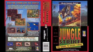 Complete Videogame Soundtracks - Jungle Strike - Sega Megadrive Genesis