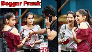 Beggar with a Twist Prank | Pranks in India 2018 | Unglibaaz