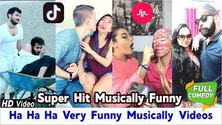 Unlimited Comedy | Super Hit Musically Funny Videos | Tik Tok Comedy Vines