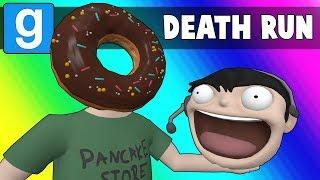 Gmod Death Run Funny Moments - Easterfools Day! (Garry's Mod)