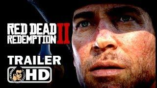 RED DEAD REDEMPTION 2 Official Trailer #3 (2018) Rockstar Games HD