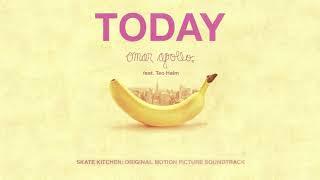 Omar Apollo feat. Teo Halm – Today (Skate Kitchen Soundtrack) [Audio]
