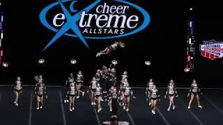 Cheer Extreme Code Black NCA 2019 Day 1