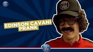 PRANK : EDINSON CAVANI MAKES A SURPRISE TO PSG KIDS !
