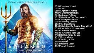 Aquaman (Original Motion Picture Soundtrack) | Full Album