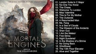 Mortal Engines (Original Motion Picture Soundtrack) | Full Album