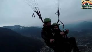 #Paragliding #When you do paragliding for the first time#himachal pradesh#Bir billing