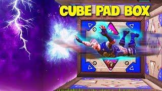 BOUNCE PAD vs Cube ► Have Fun.! | Fortnite Twitch Funny Moments #166