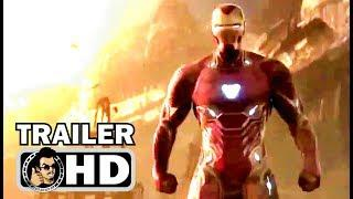 "AVENGERS: INFINITY WAR ""Iron Man Battle Armor"" TV Spot Trailer NEW (2018) Marvel Superhero Movie HD"