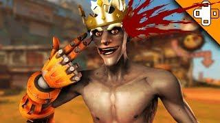 When You Sacrifice Yourself for the Team - Overwatch Funny & Epic Moments 638