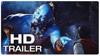 ALADDIN Official Trailer #2 (2019) Will Smith Disney Movie HD