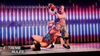 Extreme Match John Cena vs Ryback (Last Man Standing Match) Extreme Rules (2013)