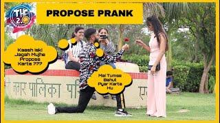 Propose Prank With A Twist Ft. P4 Prank | THF 2.0 | Ashish Goyal | Shelly Sharma