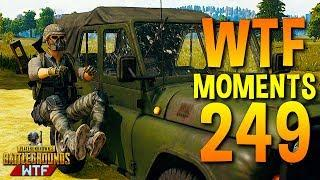 PUBG Daily Funny WTF Moments Highlights Ep 249