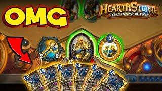 The PERFECT Hand! - The Witchwood Combos - Funny Hearthstone Moments #20