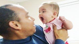 Funniest Babies Make Actions - Funny Baby Moments Compilation