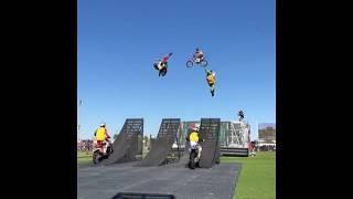 Supercroos Atv Tehlikeli hreketler bunlar .. Adrenalin & Extreme Sports
