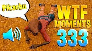 PUBG Daily Funny WTF Moments Highlights Ep 333