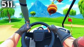 FIRST PERSON DRIVING IN FORTNITE.. Fortnite Daily Best Moments Ep.511 Fortnite Battle Royale Funny