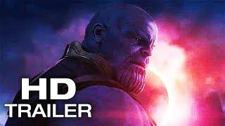 AVENGERS INFINITY WAR Official Blu-ray Trailer (2018) Marvel Superhero Movie HD