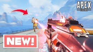 NEW L-STAR GAMEPLAY IN APEX LEGENDS!.. Apex Legends WTF & Funny Moments