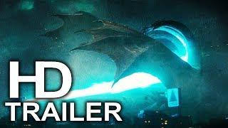 GODZILLA 2 Atomic Breath Vs King Ghidorah Trailer NEW (2019) King Of The Monsters Action Movie HD