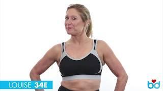 boobydoo Sports Bras | Anita Extreme Control Sports Bra