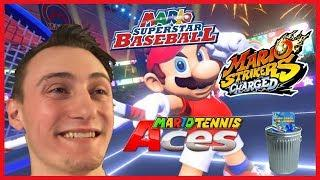 Mario Sports Games | Taking Sports to the EXTREME - ThePowerBauer2