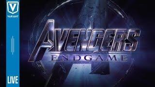 Avengers: Endgame - Trailer Reaction!