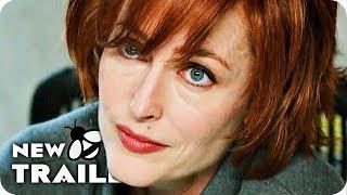UFO Trailer (2018) Gillian Anderson Alien Sci-Fy Movie