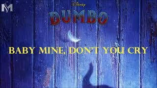 "AURORA - Baby Mine ""Lyrics"" Dumbo Soundtrack (2019)"