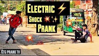 Electric Shock Prank | KTG PRANK TV | [2019]