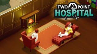Two Point Hospital Official Gameplay Trailer