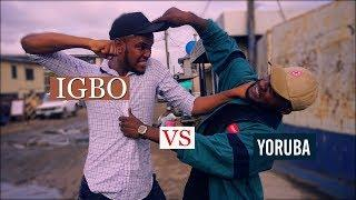 IGBO VS YORUBA LAGOS FIGHT : AFRICAN PRANK