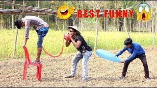 Must Watch New Funny ???? ???? Comedy Videos 2019 - Episode 57 || #SohelAhmed
